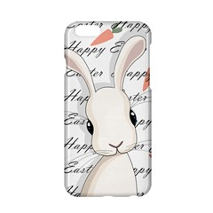 Easter Bunny  Apple Iphone 6/6s Hardshell Case by Valentinaart