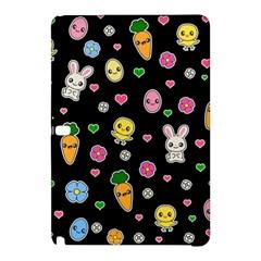 Easter Kawaii Pattern Samsung Galaxy Tab Pro 12 2 Hardshell Case