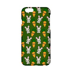 Easter Kawaii Pattern Apple Iphone 6/6s Hardshell Case by Valentinaart