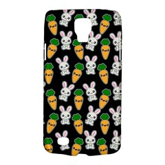 Easter Kawaii Pattern Galaxy S4 Active by Valentinaart