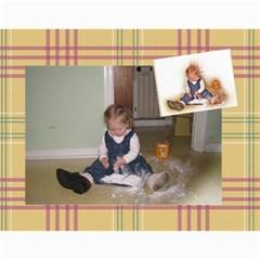 Girls Calendar By Joyfulviktory   Wall Calendar 11  X 8 5  (12 Months)   50bf4yxlj3ck   Www Artscow Com Month