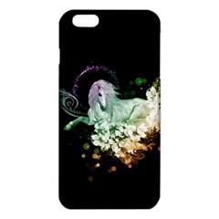 Wonderful Unicorn With Flowers Iphone 6 Plus/6s Plus Tpu Case by FantasyWorld7