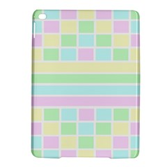 Geometric Pastel Design Baby Pale Ipad Air 2 Hardshell Cases