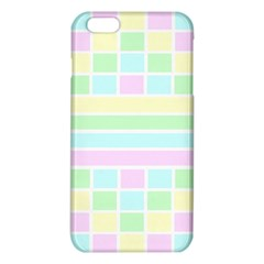 Geometric Pastel Design Baby Pale Iphone 6 Plus/6s Plus Tpu Case