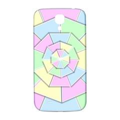 Color Wheel 3d Pastels Pale Pink Samsung Galaxy S4 I9500/i9505  Hardshell Back Case