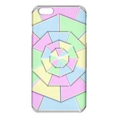 Color Wheel 3d Pastels Pale Pink Iphone 6 Plus/6s Plus Tpu Case