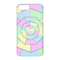Color Wheel 3d Pastels Pale Pink Apple Iphone 8 Plus Hardshell Case