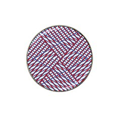 Abstract Chaos Confusion Hat Clip Ball Marker (10 Pack)