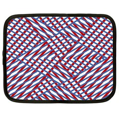 Abstract Chaos Confusion Netbook Case (large)