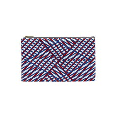 Abstract Chaos Confusion Cosmetic Bag (small)  by Nexatart