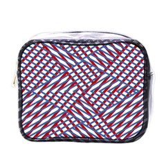 Abstract Chaos Confusion Mini Toiletries Bags by Nexatart