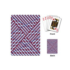 Abstract Chaos Confusion Playing Cards (mini)