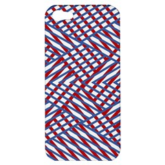 Abstract Chaos Confusion Apple Iphone 5 Hardshell Case by Nexatart