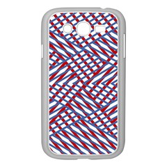 Abstract Chaos Confusion Samsung Galaxy Grand Duos I9082 Case (white)