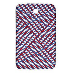 Abstract Chaos Confusion Samsung Galaxy Tab 3 (7 ) P3200 Hardshell Case