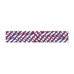 Abstract Chaos Confusion Flano Scarf (mini)
