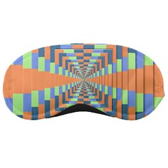Fabric 3d Color Blocking Depth Sleeping Masks
