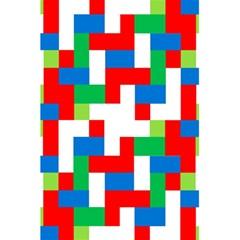 Geometric Maze Chaos Dynamic 5 5  X 8 5  Notebooks by Nexatart