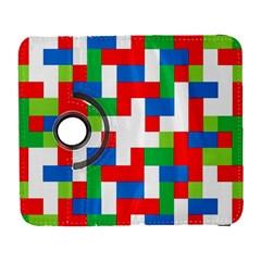Geometric Maze Chaos Dynamic Galaxy S3 (flip/folio)