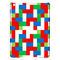 Geometric Maze Chaos Dynamic Ipad Air Hardshell Cases