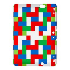 Geometric Maze Chaos Dynamic Kindle Fire Hdx 8 9  Hardshell Case