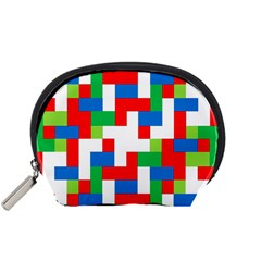 Geometric Maze Chaos Dynamic Accessory Pouches (small)