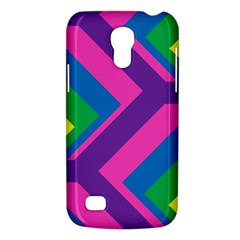 Geometric Rainbow Spectrum Colors Galaxy S4 Mini