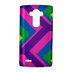 Geometric Rainbow Spectrum Colors Lg G4 Hardshell Case