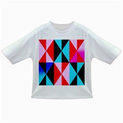 Geometric Pattern Design Angles Infant/toddler T Shirts