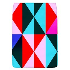 Geometric Pattern Design Angles Flap Covers (s)