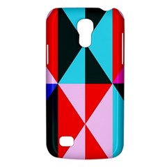 Geometric Pattern Design Angles Galaxy S4 Mini