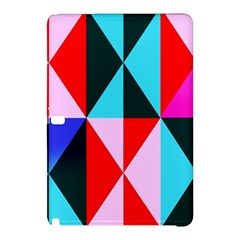 Geometric Pattern Design Angles Samsung Galaxy Tab Pro 10 1 Hardshell Case
