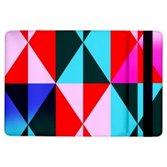 Geometric Pattern Design Angles Ipad Air Flip