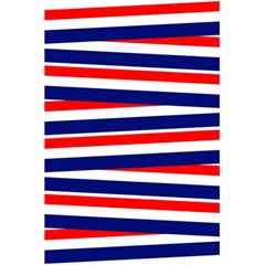 Red White Blue Patriotic Ribbons 5 5  X 8 5  Notebooks by Nexatart