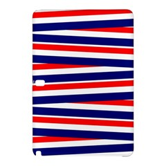 Red White Blue Patriotic Ribbons Samsung Galaxy Tab Pro 10 1 Hardshell Case