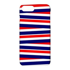 Red White Blue Patriotic Ribbons Apple Iphone 7 Plus Hardshell Case