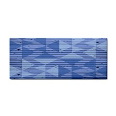 Texture Wood Slats Geometric Aztec Cosmetic Storage Cases