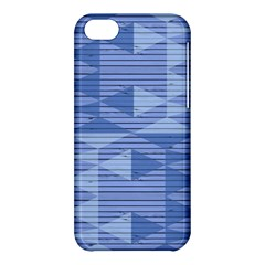 Texture Wood Slats Geometric Aztec Apple Iphone 5c Hardshell Case