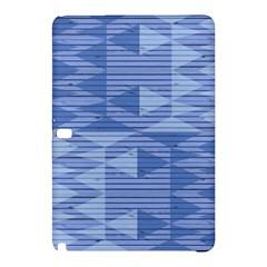 Texture Wood Slats Geometric Aztec Samsung Galaxy Tab Pro 10 1 Hardshell Case