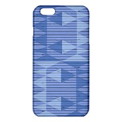 Texture Wood Slats Geometric Aztec Iphone 6 Plus/6s Plus Tpu Case