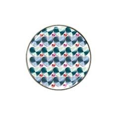 Valentine Valentine S Day Hearts Hat Clip Ball Marker