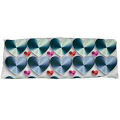 Valentine Valentine S Day Hearts Body Pillow Case (dakimakura)