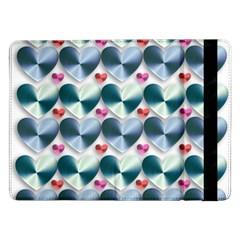 Valentine Valentine S Day Hearts Samsung Galaxy Tab Pro 12 2  Flip Case