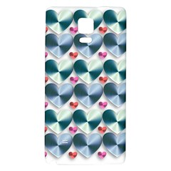 Valentine Valentine S Day Hearts Galaxy Note 4 Back Case