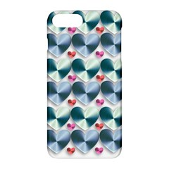 Valentine Valentine S Day Hearts Apple Iphone 7 Plus Hardshell Case