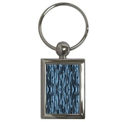 Texture Surface Background Metallic Key Chains (rectangle)