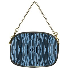 Texture Surface Background Metallic Chain Purses (one Side)