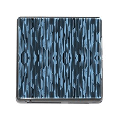 Texture Surface Background Metallic Memory Card Reader (square)