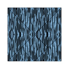 Texture Surface Background Metallic Acrylic Tangram Puzzle (6  X 6 )