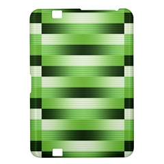 Pinstripes Green Shapes Shades Kindle Fire Hd 8 9